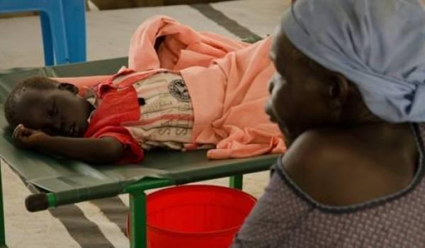 Le choléra est une infection diarrhéique aiguë.