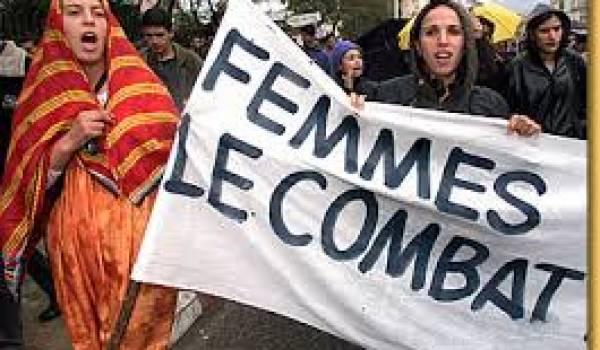 Les Algériennes méritent beaucoup mieux que l'infamant code de la famille