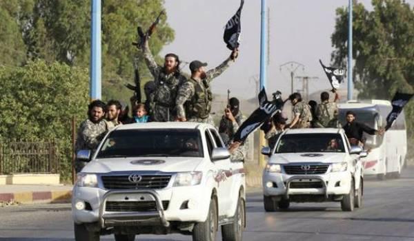 L'internationale intégriste Daech menace toute la région nord-africaine.