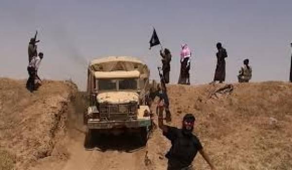 Les djihadistes ont montré les limites de la coalition internationale.