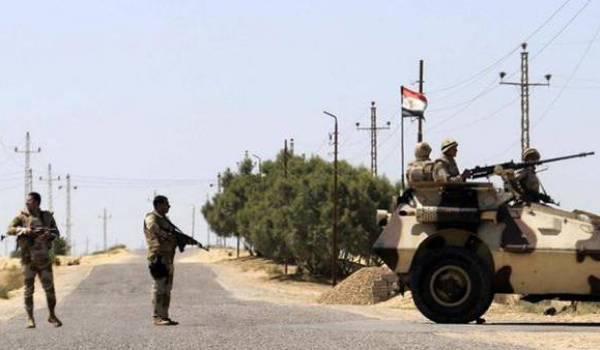L'armée égyptienne a été surprise par les attaques des djihadistes.