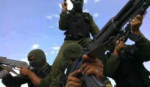 Les forces armées ont neutralisé deux terroristes islamistes samedi.