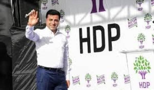 Le leader des Kurdes.