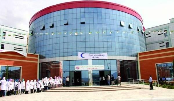 L'hôpital de Batna.