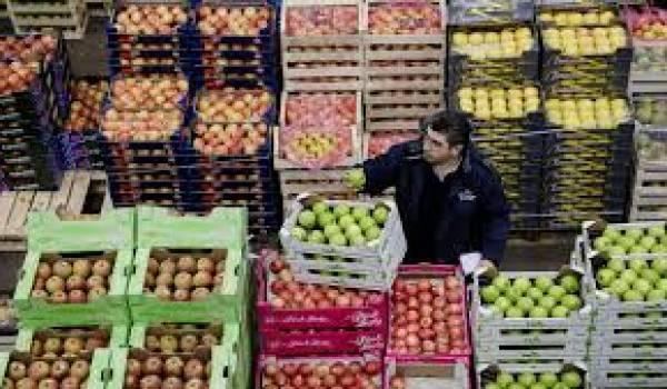 Les prix des légumes s'envolent.