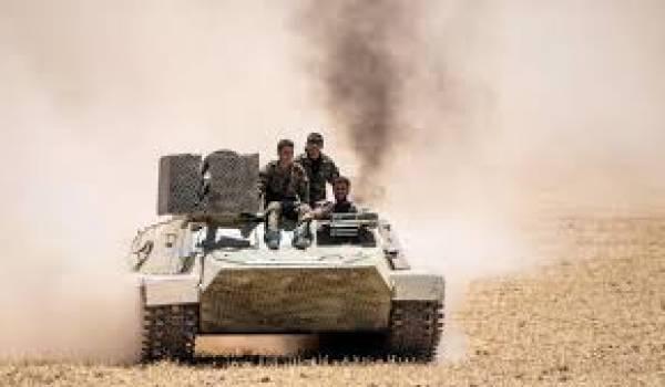 Nouveau succès des Kurdes face au groupe Etat islamique.
