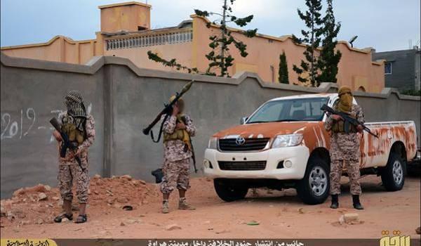 Syrte serait tombée aux mains des djihadistes de l'Etat islamique