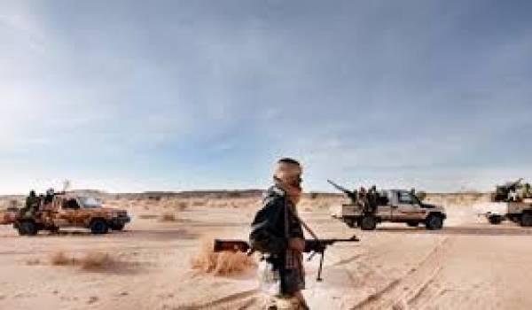 Les hommes du MNLA font face à des milices pro-Bamako dans l'Azawad.