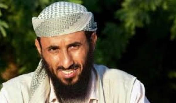 Le chef yéménite d'Al-Qaïda dans la péninsule arabique (AQPA) Nasser al Wouhaïchi.
