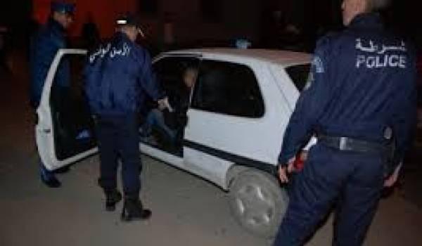 775 permis de conduire ont fait l'objet de retrait par la police dans la wilaya.