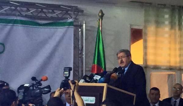 Ahmed Ouyahia revient à la tête du RND.
