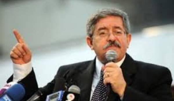 Ahmed Ouyahia, en serviteur convaincu du système.