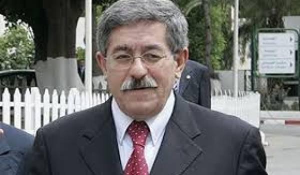 Ahmed Ouyahia, le retour.