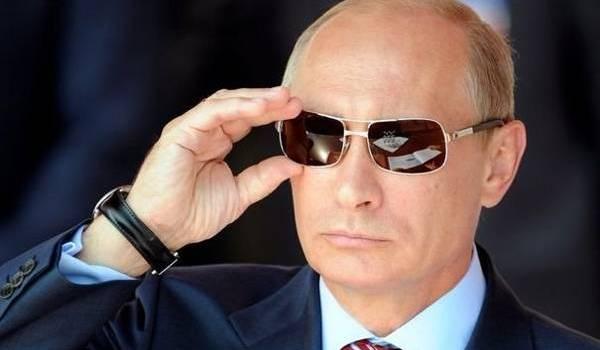 """Vladimir Poutine : """"Nous allons défendre nos intérêts"""""""