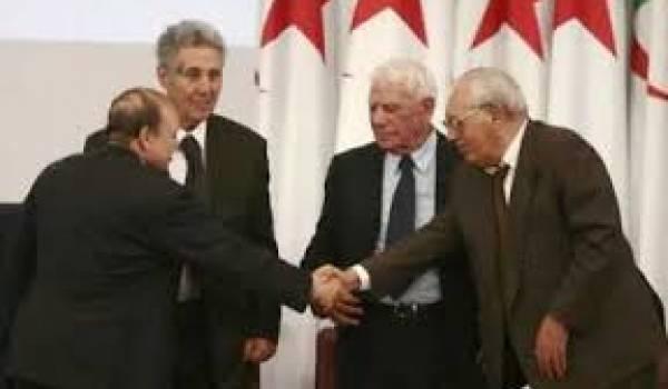 Les chefs d'Etat algériens ont reproduit un système autoritaire.