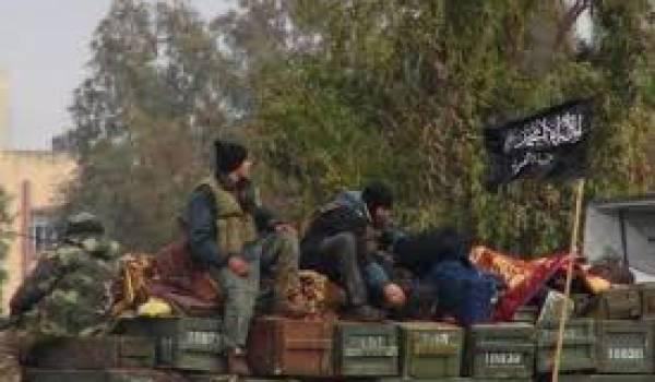 Les djihadistes font reculer le régime dans ses derniers retranchements.