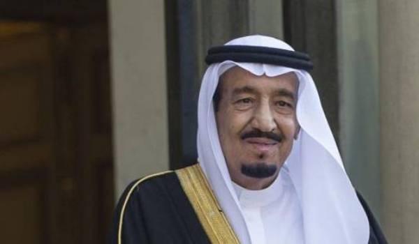 Le roi Salman d'Arabie saoudite.