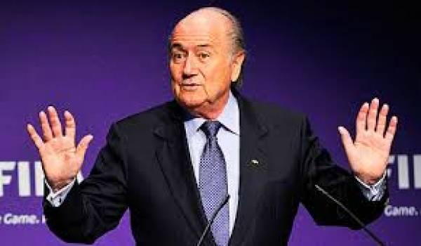 Sepp Blatter quitte la FIFA à peine après avoir été élu.
