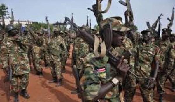 Six chefs militaires au Soudan du Sud sanctionnés par l'ONU
