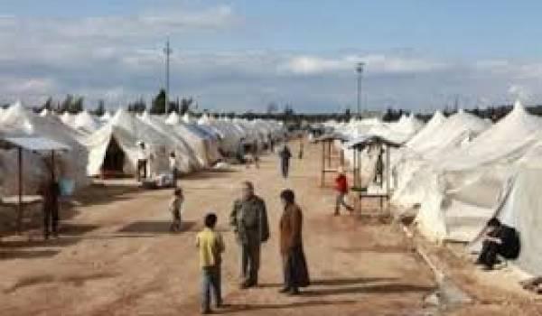 600.000 Syriens sont enregistrés auprès du HCR en Jordanie