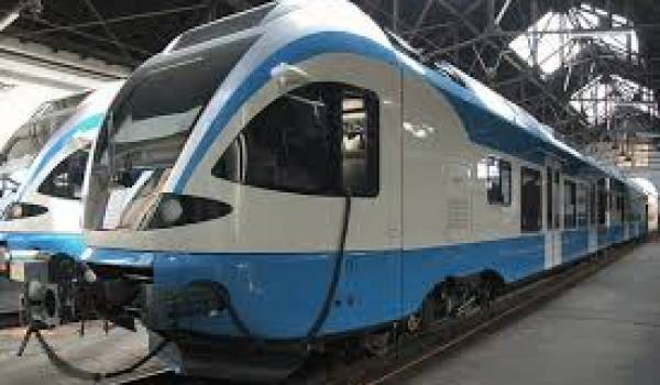Le transport ferroviaire paralysé à Alger.