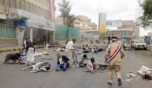 Sanaa secouée par plusieurs attentats.