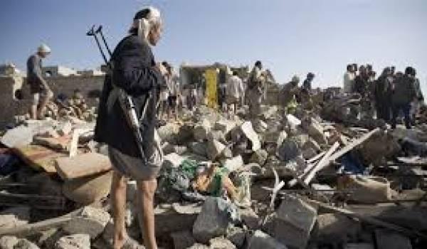 Quinze raids contre des positions des rebelles chiites Houthis autour d'Aden ont été menés