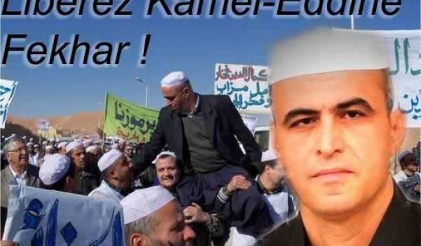 Le Dr Kamel-Eddine Fekhar