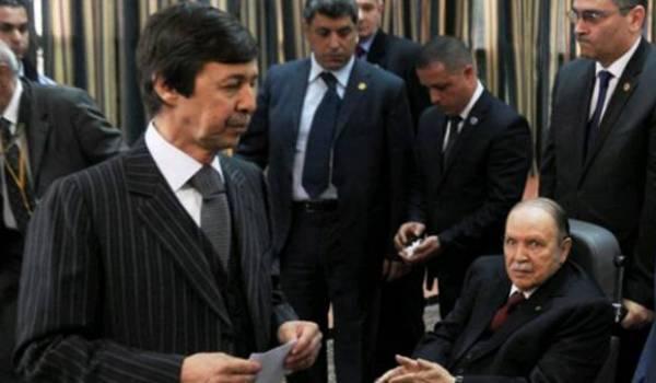 La fratrie Bouteflika à la manœuvre pour la survie du système.
