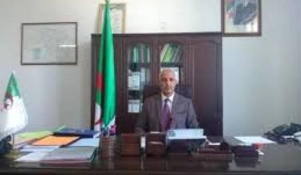 Aichaoui Abdelatif, directeur de commerce,