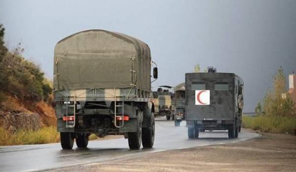 Le convoi de l'ANP a essuyé une meurtrière attaque.