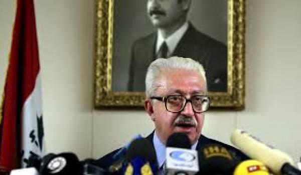 Tarek Aziz, ancien fidèle de Saddam Hussein,sera enterré en Jordanie.