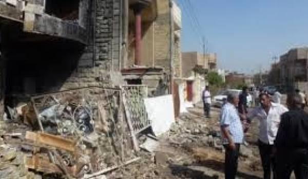 La communauté chiite ciblée par des attaques terroristes.