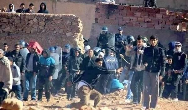 Le M'zab a feu et à sang. Qui sont ces voyous qui défient l'Etat et les Mozabites ?