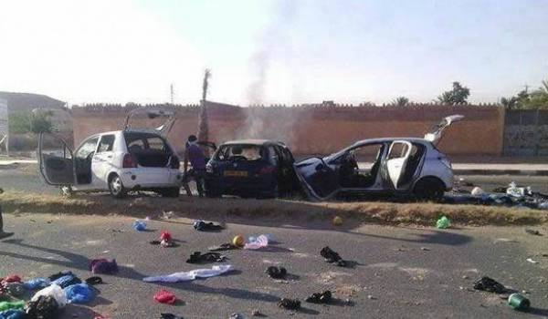 Il a fallu encore des morts par dizaines pour que Bouteflika réagisse.