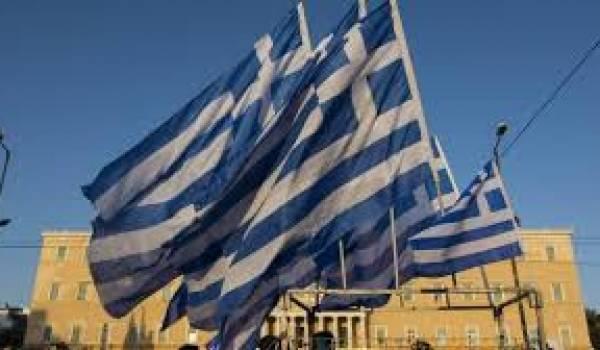 Les Grecs ne veulent pas sortir de l'Europe.