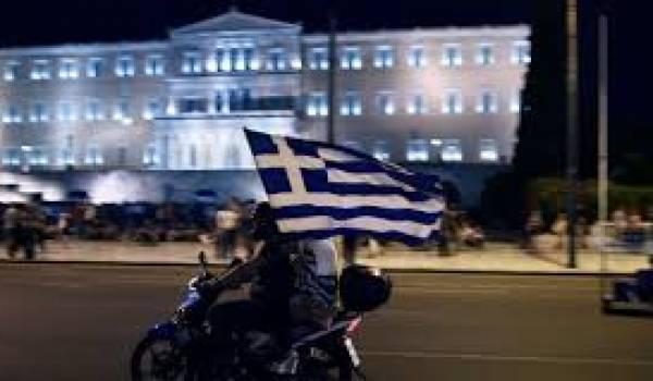 """Le """"non"""" grec lors du référendum est une grande leçon de démocratie pour l'Europe."""