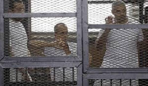 Les trois journalistes d'El Jazeera attendent le verdict