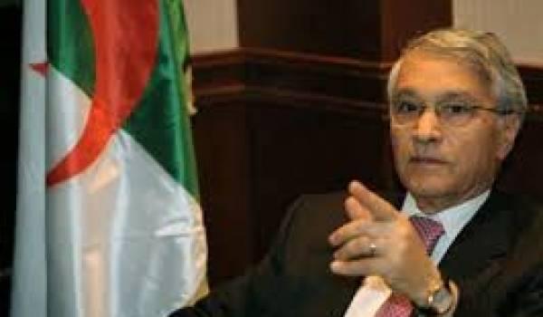 Chakib Khelil, l'homme par qui les scandales de Sonatrach se sont multipliés.