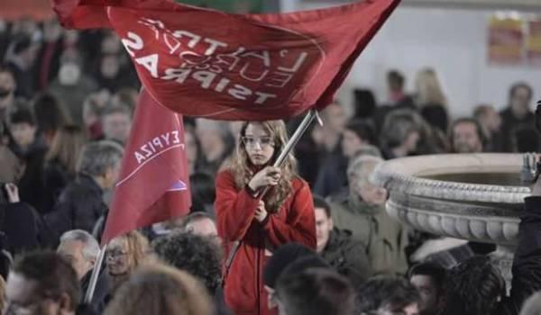 Les Grecs refusent la politique d'austérité qui mise en place par la troïka.