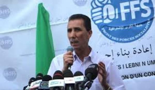 Mohamed Nebbou.