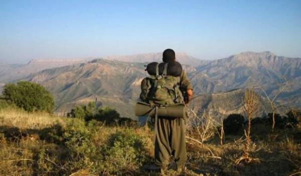 Le PKK cible de la Turquie