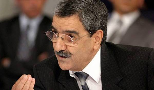 Saïd Sadi, ancien président du RCD et animateur du MCB.