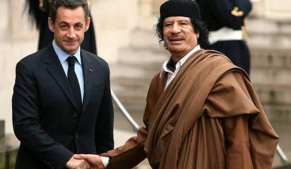 La relation Sarkozy-Kadhafi cache pas mal de cadavres dans les placards du premier.