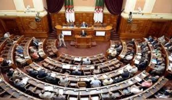 """Le Sénat algérien, une curiosité de la """"démocratie"""" à l'algérienne."""