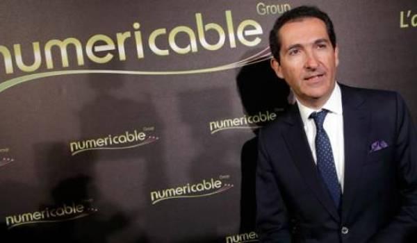 Patrick Drahi est déjà propriétaire de SFR, Libération et L'Express et patron d'Altice