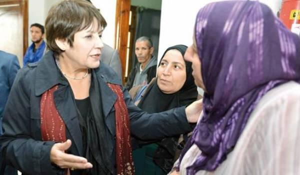 Nouria Benghebrit, ministre de l'Education