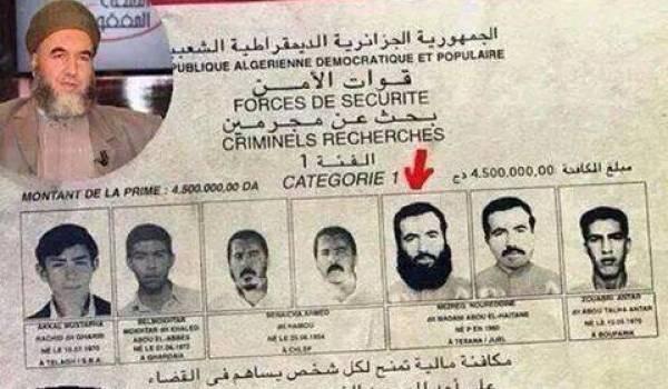 L'ancien émir terroriste recherché par l'ANP veut investir la scène politique