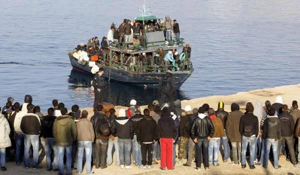 L'afflux des migrants devient un sérieux problème pour l'Europe.