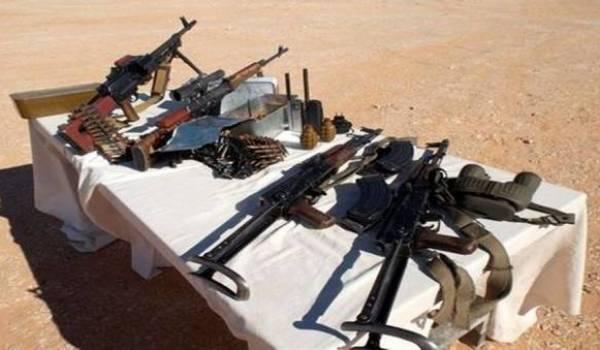 Un lot d'armes de guerre avec munitions a été découvert par l'ANP dans la wilaya de Bejaia.
